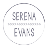 Serena Evans logo-Square-purple-trans